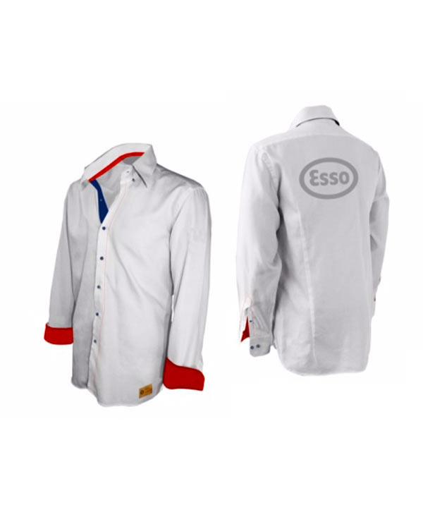 werkkleding op maat - esso shirt